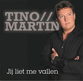 Tino Martin - Jij liet me vallen (1CD)