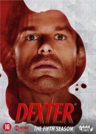 TV Serie - Dexter Season 5  (4DVD)