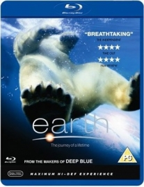 TV serie - BBC Earth: Earth  (1BLU-RAY)