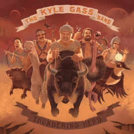 The Kyle Gass Band - Thundering Herd (1CD)