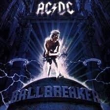 AC/DC - Ballbreaker  (1CD)