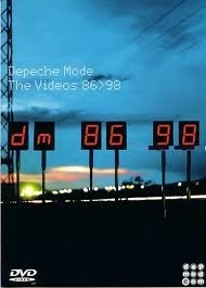 Depeche Mode - Video`s `86 - `98  (1DVD)