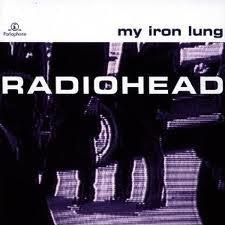 Radiohead - My Iron Lung  (1CD)