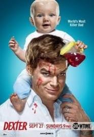 TV Serie - Dexter Seizoen 4  (4DVD)