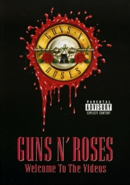 Guns n` Roses - Welcome to the Video (1DVD)