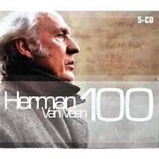 Herman van Veen - Herman van Veen Top 100 (5CD)