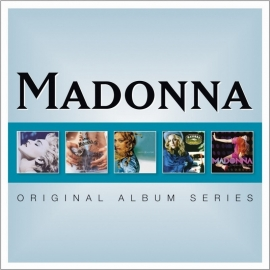 Madonna - Original Album Series  (5CD)