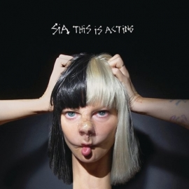 Sia - This Is Acting (1CD)