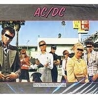 AC/DC - Dirty Deeds Done Dirt Cheap  (1LP)