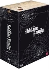 Tv Serie - The Adams Family seizoen 1 t/m 3  (9DVD)