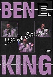 Ben E. King - live In Concert  (1DVD)