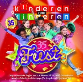 Kinderen voor Kinderen - Feest (1CD)