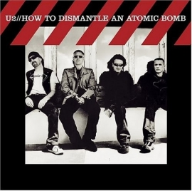 U2 - How to dismantle an atomic bomb (1CD)