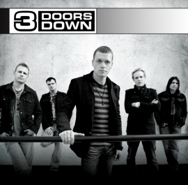 3 Doors Down - 3 Doors Down (1CD)