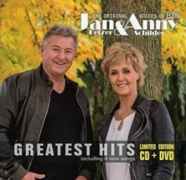 Jan Keizer & Anny Schilder - Greatest Hits (1CD+1DVD)