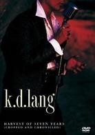 K.D. Lang - Harvest of 7 Years  (1DVD)