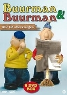 Tv Serie - Buurman & Buurman Box  (6DVD)