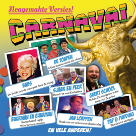 Various - Carnaval - Noagemakte Versies (1CD)