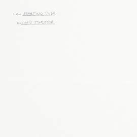 Chris Stapleton - Starting Over (1CD)