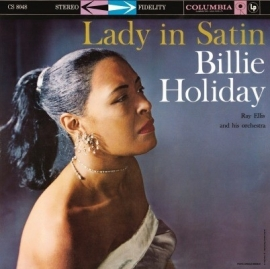 Billie Holiday - Lady In Satin  (1LP)