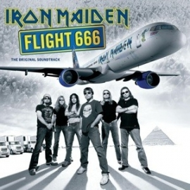 Iron Maiden - Flight 666  (2CD)