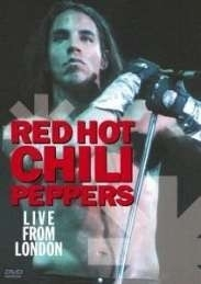 Red Hot Chili Peppers - Live From London 1994  (1DVD)