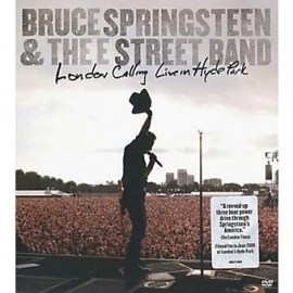 Bruce Springsteen - London Calling: Live In Hyde Park  (2DVD)