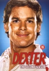 Tv serie - Dexter Seizoen 2  (4DVD)