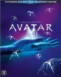 Movie - Avatar  (3BLU-RAY)