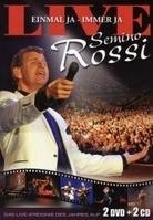 Semino Rossi - Einmal Ja Immer Ja  (2DVD+2CD)