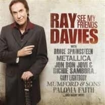 Ray Davies - See My Friends  (1CD)