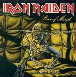 Iron Maiden - Piece of Mind  (1CD)