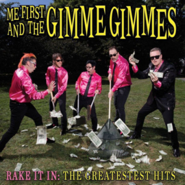 Me First & The Gimme Gimmes - Rake it in (1CD)