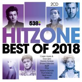 Various - Hitzone - Best of 2018 (2CD)