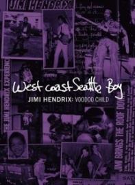 Jimi Hendrix - West Coast Seattle Boy  (1DVD)