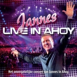 Jannes - Live in Ahoy (1CD+1DVD)