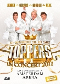 Toppers - Toppers in Concert 2011  (2DVD)