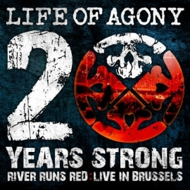 Life of Agony - 20 Years Again (1CD+1DVD)