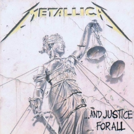 Metallica - ...And Justice For All (1CD)