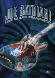 Joe Satriani - Live In San Francisco  (1DVD)