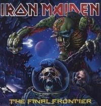 Iron Maiden - The Final Frontier  (1CD)