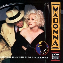 "Madonna - I`m Breathless ""Ost - Dick Tracy""  (1CD)"