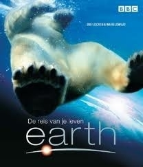 TV serie - BBC Earth: Earth  (1DVD)
