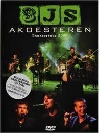 3js - Akoesteren  (1DVD+2CD)