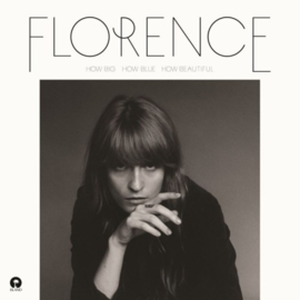 Florence + The Machine - How Big How Blue How Beautiful (1CD)