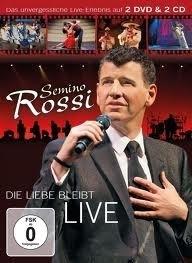 Semino Rossi - Die Liebe Bleibt  (2DVD+2CD)