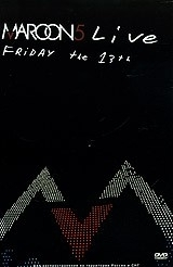 Maroon 5 - Live Friday The 13th  (1DVD+1CD)