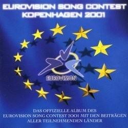 Various - Eurovision Song Contest Copenhagen 2001  (1CD)