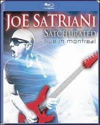 Joe Satriani - Satchurated: Live In Montreal  (1BLU-RAY)