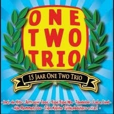 One Two Trio - 15 Jaar One Two Trio  (1CD)